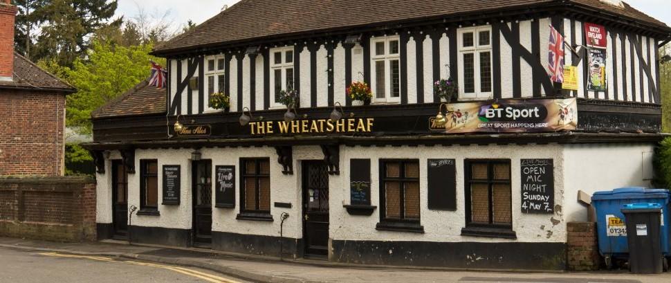 The Wheatsheaf, Old Oxted, England © Bigjohn3650 | Dreamstime 60601068