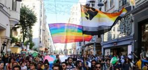 Transgender Pride in Istanbul, Turkey © Evren Kalinbacak   Dreamstime 56505043