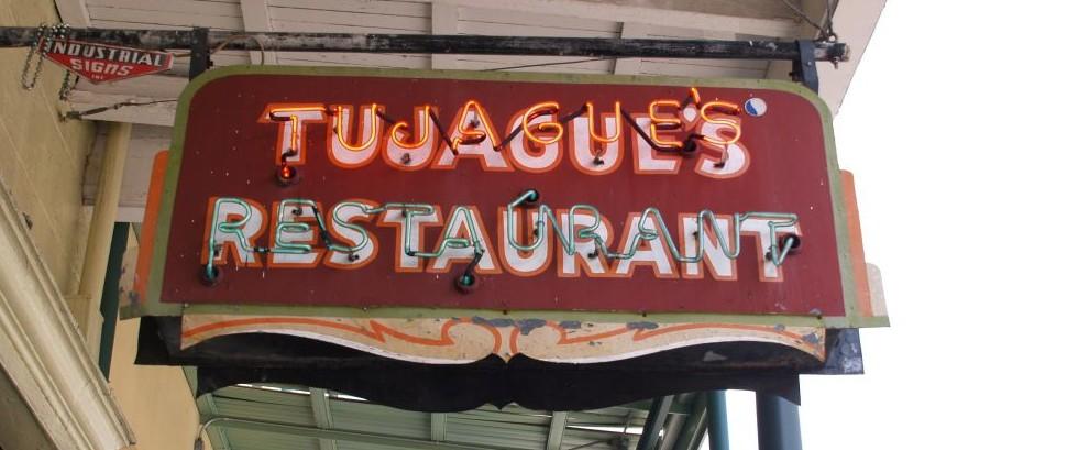 Tujague's, New Orleans, Louisiana © Mnchilemom | Flickr