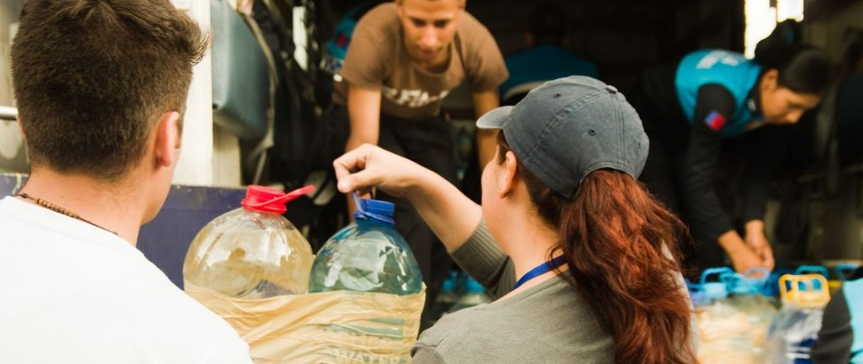 Volunteers in Ecuador © Pablo Hidalgo | Dreamstime 70453732