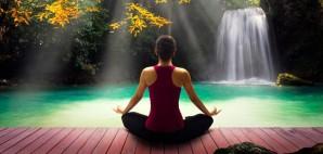 Yoga © Woraphon Banchobdi   Dreamstime 55660452