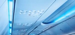 Airplane Compartment © Adisa | Dreamstime 70061697