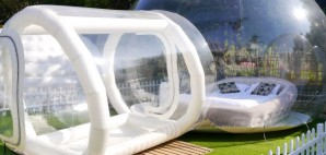 Bubble Tent © Kit Ying Ng | Dreamstime 69728769