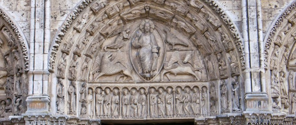 Chartres Cathedral, France © Pathastings | Dreamstime 44230494