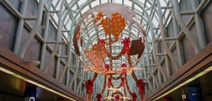 Chicago O'Hare Airport During the Holidays © Bruce Whittingham | Dreamstime 63180549