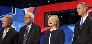 Democratic Primary Candidates © Americanspirit | Dreamstime 66212988