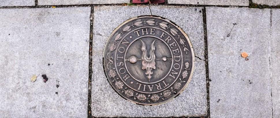 Freedom Trail, Boston, Massachusetts © Spvvkr | Dreamstime 47451051