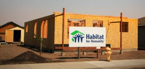 Habitat for Humanity © L Hill | Dreamstime 59474359