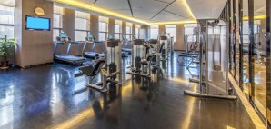 Hotel Gym © Beijing Hetuchuangyi Images Co,. Ltd . | Dreamstime 59515507