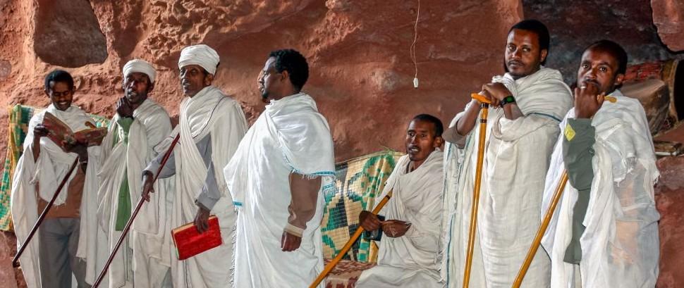 Lalibela, Ethiopia © Zaramira | Dreamstime 65452983