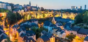 Luxembourg City © Vichaya Kiatying-angsulee | Dreamstime 79534806