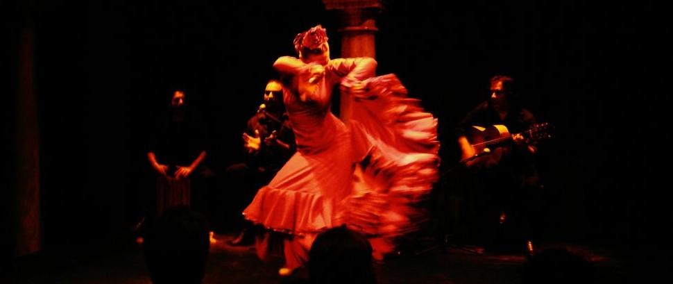 Museo del Baile Flamenco, Seville, Spain © Antonio Foncubierta | Flickr