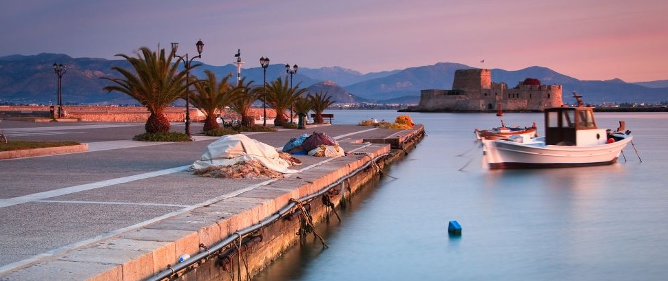 Nafplio Harbour, Greece © Milan Gonda | Dreamstime 44906524