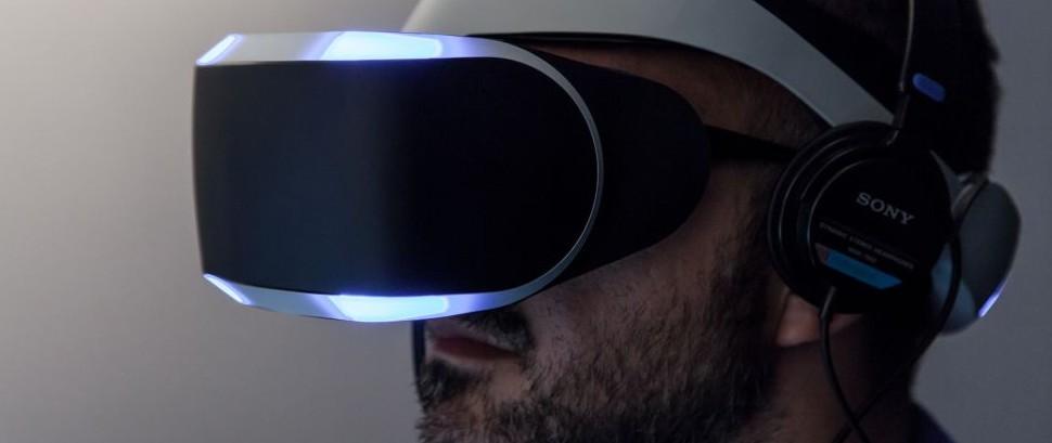 PlayStation VR © Antonio Jodice | Dreamstime 40351093