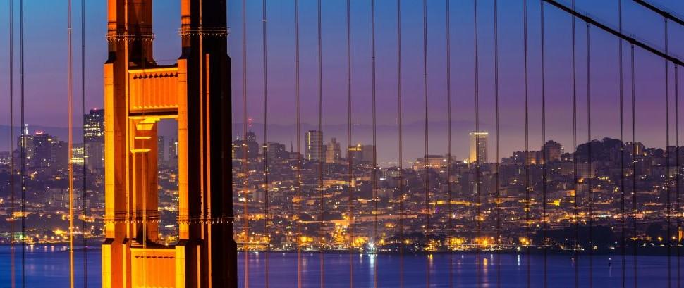 San Francisco, California © Lunamarina | Dreamstime 36805476