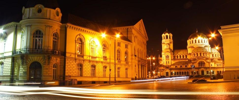 Sofia, Bulgaria © Dimitar Petarchev | Dreamstime 4435189