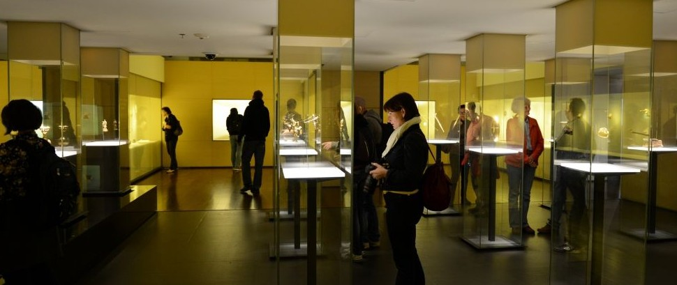 The Gold Museum, Bogota, Colombia © Vladgalenko | Dreamstime 34322012