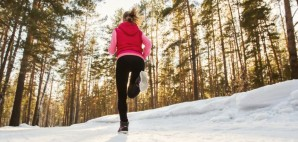 Winter Running © Len4ono4ek | Dreamstime 68885792