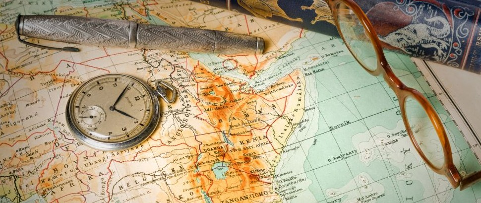 Africa Map © Dagobert1620   Dreamstime 37982530