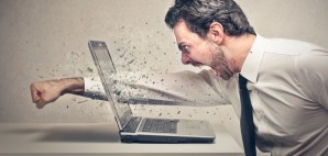 Angry Laptop © Bowie15 | Dreamstime 31130253