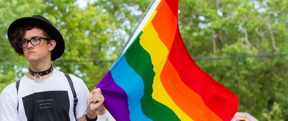 Boise Pridefest, Idaho © Tracy King   Dreamstime 73207002