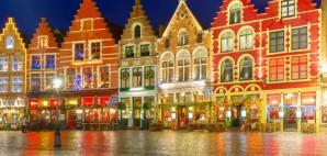 Bruges, Belgium © Olgacov | Dreamstime 48706586