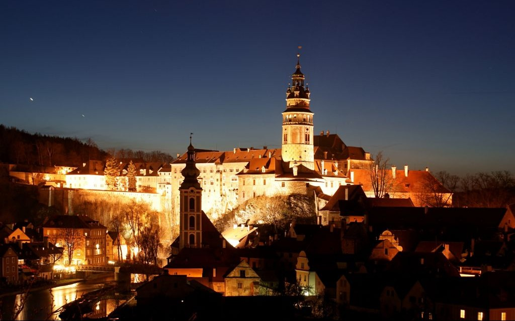 Český Krumlov, Czech Republic © Tomas Peltan | Dreamstime 14865337