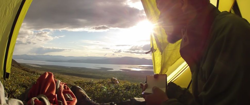 Camping © Tatiana Kozachenko | Dreamstime 36497679
