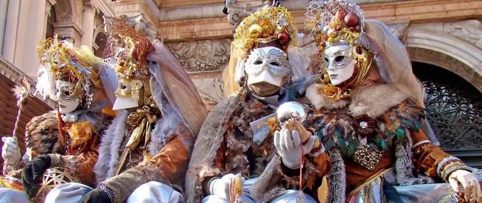 Carnival of Venice, Italy © Merlin7125 | Dreamstime 53266274