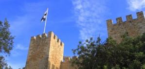 Castelo de São Jorge, Libsoa, Portugal © Rudolf Tepfenhart | Dreamstime 12013586