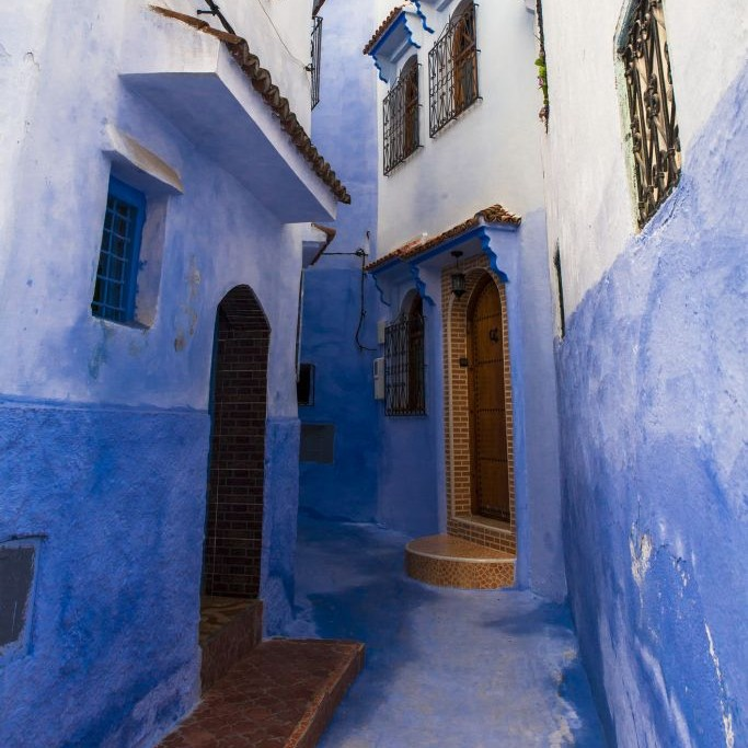 Chefchaouen, Morocco © Hoang Bao Nguyen | Dreamstime 54375221