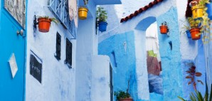 Chefchaouen, Morocco © Zzvet | Dreamstime 37120967