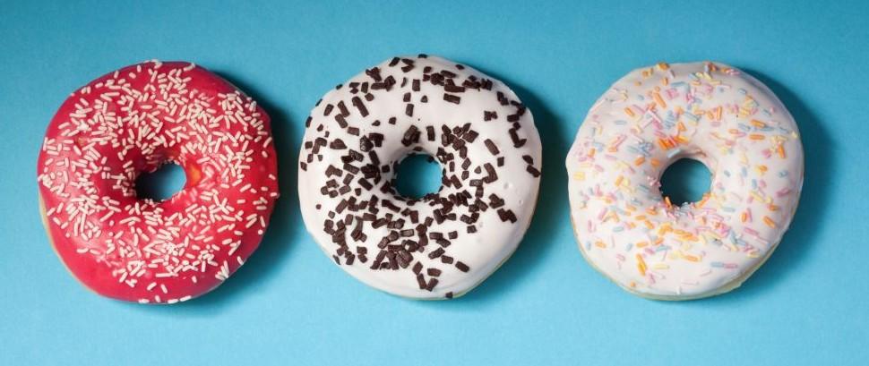 Donuts © Maksym Bondarchuk | Dreamstime 40659884