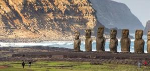Easter Island © Chris Schmid   Dreamstime 25844717