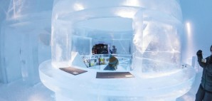 Ice Hotel, Kiruna, Sweden © Ihorga   Dreamstime 65905665