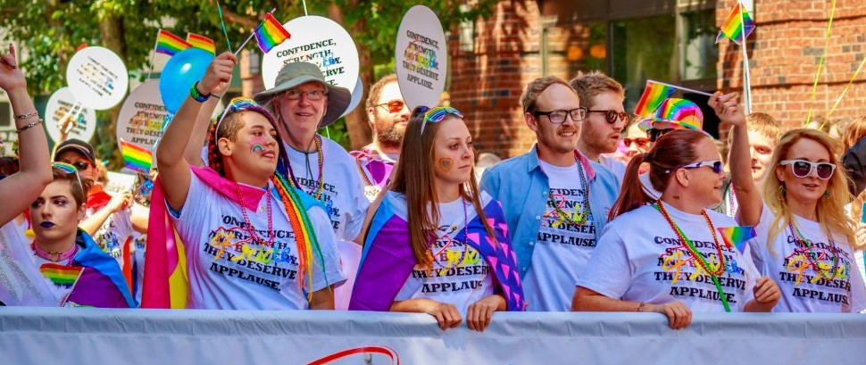 LGBTQ Pride in Portland, Oregon © Peng Ge | Dreamstime 81191240