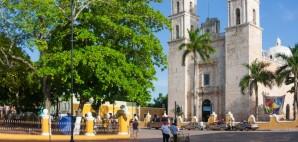 Merida, Mexico © Lucagal | Dreamstime 59100964