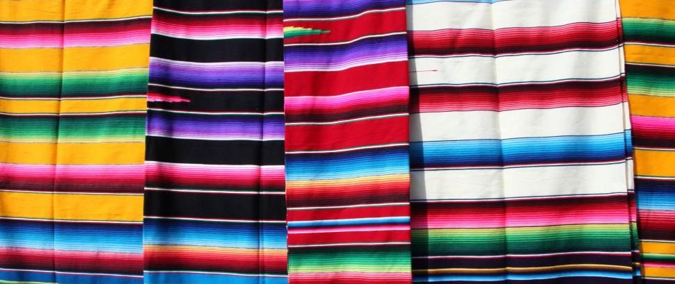 Mexico Textiles © Uros Ravbar | Dreamstime 5102653