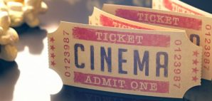 Movie Ticket © Kts | Dreamstime 42364268