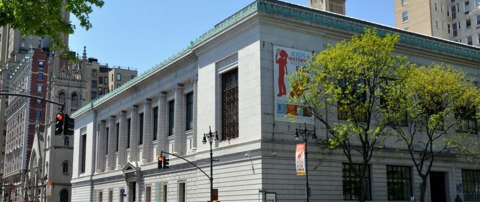 New York Historical Society © Lee Snider | Dreamstime 24547879