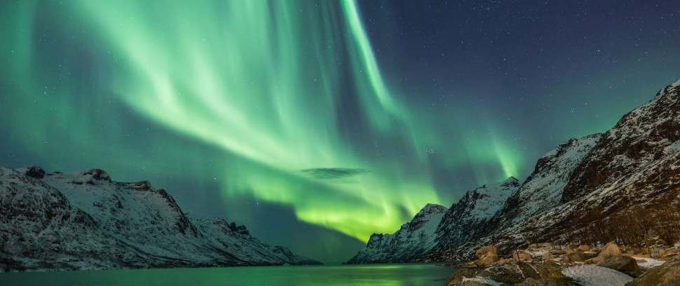 Northern Lights in Tromso, Norway © Jamen Percy | Dreamstime 66111522