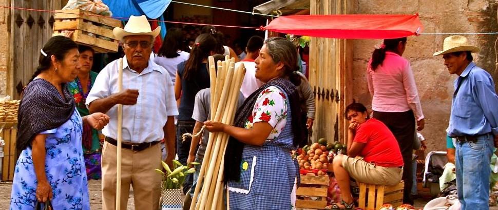 Oaxaca, Mexico © Uli Danner   Dreamstime 15269763