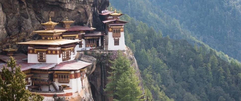 Paro Valley, Bhutan © Worasakc   Dreamstime 55193276