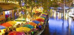 San Antonio Riverwalk, Texas © Valentin Armianu | Dreamstime 35657167