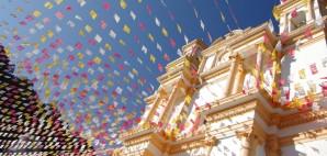 San Cristobal, Mexico © Yulia Belousova | Dreamstime 40630040