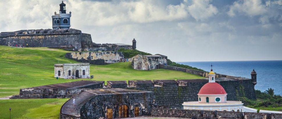 San Juan, Puerto Rico © Sean Pavone | Dreamstime 37097008