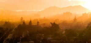 Santiago, Chile © Tifonimages | Dreamstime 13074129
