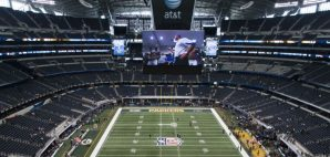 Super Bowl XLV © Wisconsinart | Dreamstime 18247311