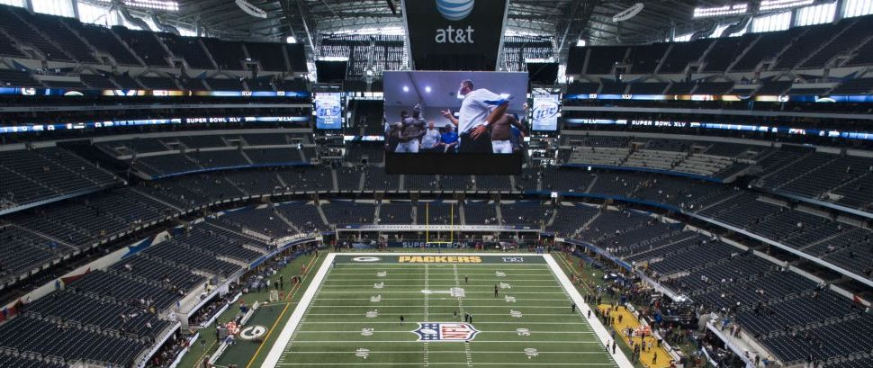 Super Bowl XLV © Wisconsinart   Dreamstime 18247311