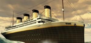Titanic © Corey A. Ford | Dreamstime 19169122